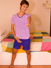 One of many cute Asian twinks and teens featured over at PrivateBoyMovie