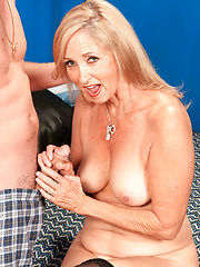 Amazing aged whore banging